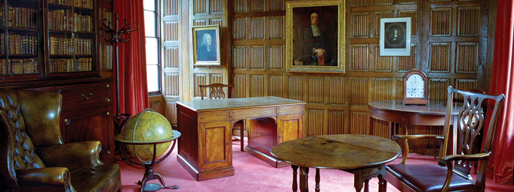 The Wesley Room, Lincoln College