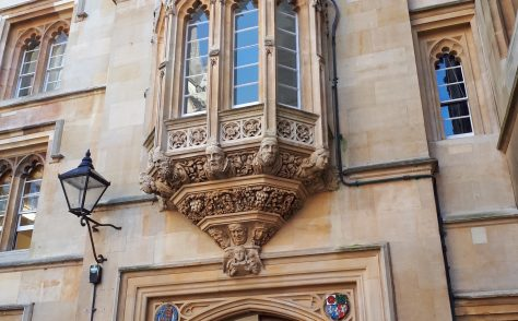 Oxford colleges with connections to the Holy Club