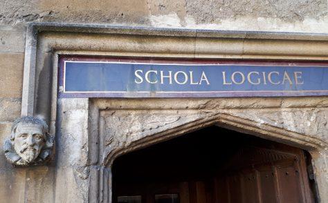 Half a day in Oxford