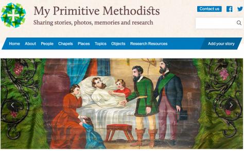 Primitive Methodism in Oxfordshire
