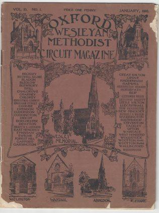 Circuit magazine Autumn 1916