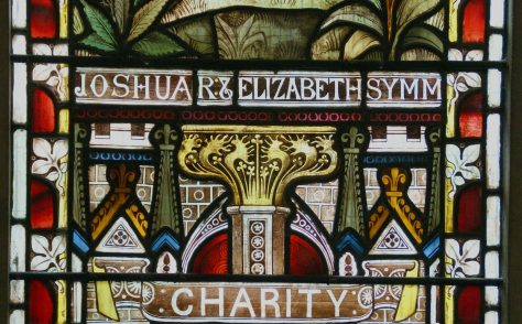 Joshua and Elizabeth Symm