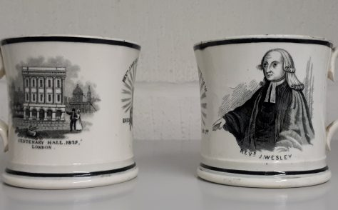 Centenary Mugs