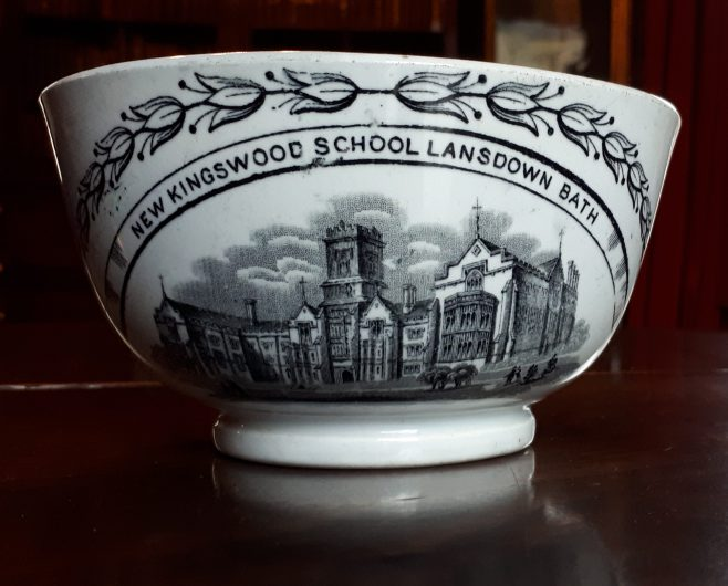 Wesley Kingswood bowl | Lincoln College, Oxford