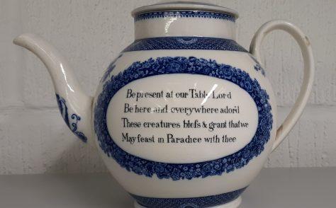 Wesley Wedgwood Teapot