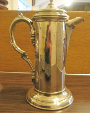 Lidded flagon, used at Holy Communion, for wine or for display | GKirby