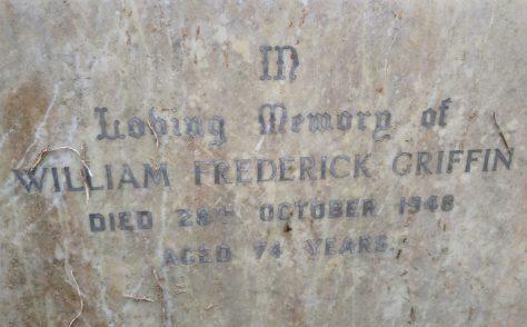 William Frederick Griffin