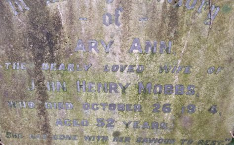 Mary and Emma Mobbs